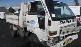 cash for scrap trucks Melbourne
