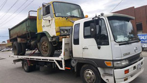 cash for trucks removal Emerald