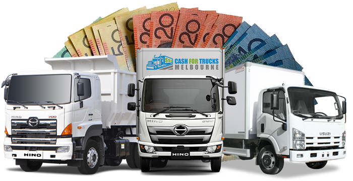 Cash for Trucks Western Suburbs